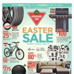 Canadian Tire Weekly Flyer Weekly Easter Sale Apr 10 16 Redflagdeals Com
