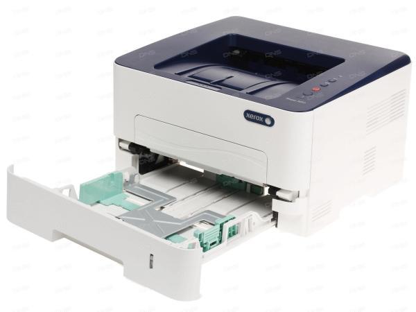 Купить Принтер лазерный Xerox Phaser 3052NI в интернет