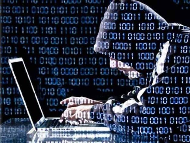ہیکرز نے سرکاری کنٹریکٹر کے سسٹم کو ہیک کرکے 30 جی بی تک حساس ڈیٹا چرایا۔ فوٹو : فائل