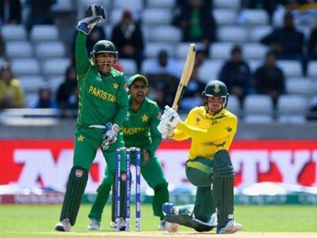 پاکستان اور جنوبی افریقا کے درمیان 5 ایک روزہ میچز پر مشتمل سیریز کھیلی جائے گی فوٹو: فائل