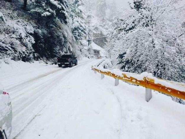 یہاں موسم سرما میں بھی جما دینے والی سردی نہیں پڑے گی۔ فوٹو:سوشل میڈیا