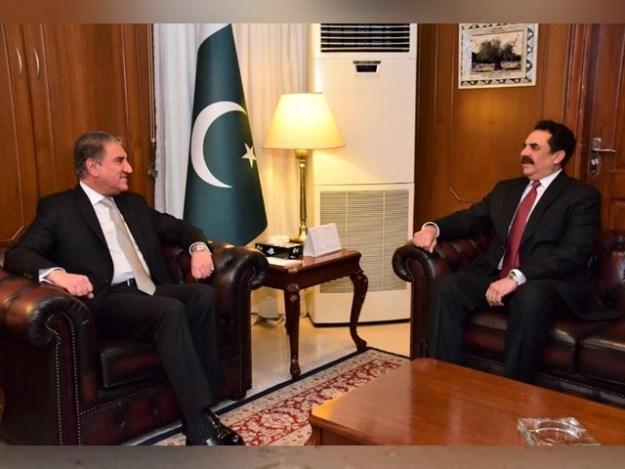 جنرل (ر) راحیل شریف نے وزیر خارجہ کو دہشت گردی کے خلاف اسلامی فوجی اتحاد کے اقدامات سے آگاہ کیا۔