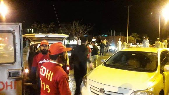 پشاور میں 3 پولیس اہلکار