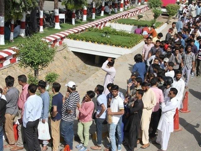 بنگلہ دیش سے ٹی 20؛ آن لائن ٹکٹوں کی فروخت کا سلسلہ جاری