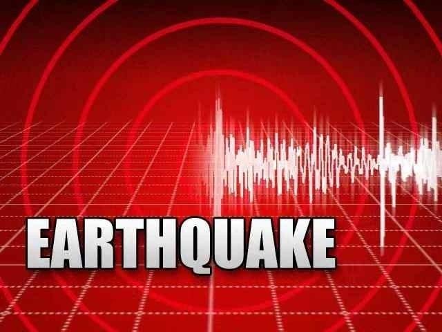 پنجاب اور آزاد کشمیر میں زلزلے کے جھٹکے، شدت 5 ریکارڈ