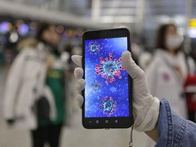 اسمارٹ فون ؛ کورونا وائرس کے خاتمے کی ایک امید