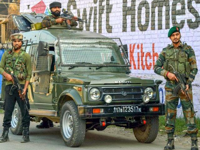 بھارتی فوج کی ریاستی دہشت گردی میں 4 کشمیری نوجوان شہید