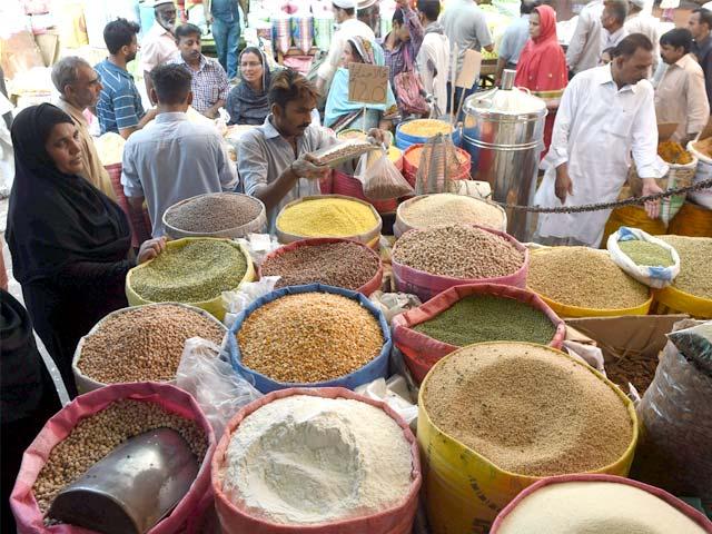 اختتام رمضان پر سرخ مرچ، چاول ، دودھ سمیت 14 اشیا مہنگی