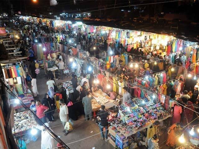 تاریخ میں پہلی بار تاجروں کا عید سیزن برباد، کاروبار 86 فیصد کم رہا