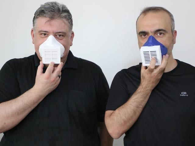 ترک سائنسدانوں کا کورونا وائرس تلف کرنے والے برقی ماسک بنانے کا دعویٰ
