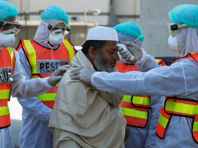 کے پی کے حکومت کا کورونا وائرس ایمرجنسی میں توسیع کا اعلان