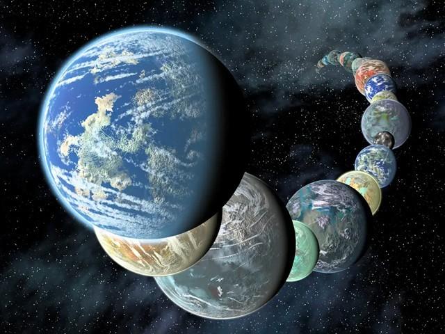 ہماری کہکشاں میں زمین جیسے 600 کروڑ سیارے ہوسکتے ہیں!