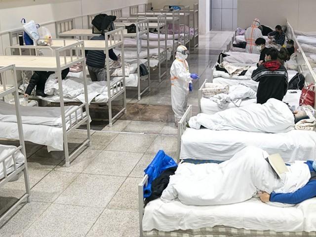 کے پی کے میں مزید 416 افراد کورونا وائرس کا شکار، 879 جاں بحق