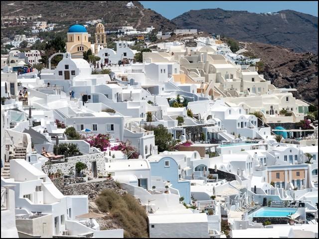 عمارتوں کو ٹھنڈا رکھنے کےلیے ''سپر سفید'' رنگ تیار