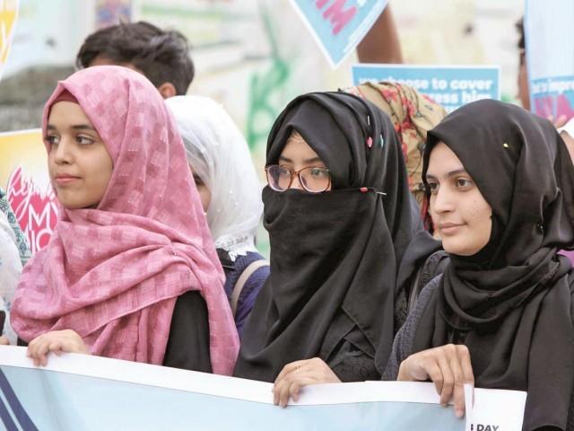خیبر پختونخواہ اسمبلی میں یوم حجاب منانے کی قرارداد منظور، اے این پی کی مخالفت