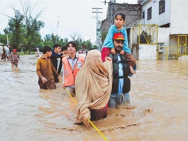 بارش و سیلاب؛ ملک بھر میں مزید 14 افراد جاں بحق