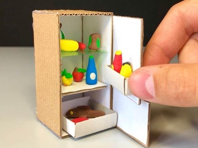 دنیا کا سب سے چھوٹا ریفریجریٹر، گنجائش ایک مربع مائیکرومیٹر