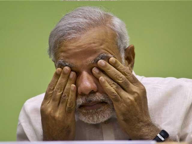 دفاع اورمعیشت کی کمزوری کے باعث بھارت طاقتورممالک کی صف سے باہر