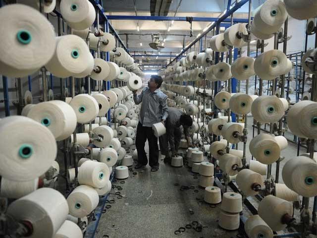 کپاس کی کم پیداوار کے باعث سوتی دھاگا مہنگا، ٹیکسٹائل برآمدات متاثر