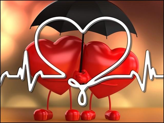 میاں بیوی میں دل کی صحت بھی ایک جیسی ہوتی ہے، تحقیق