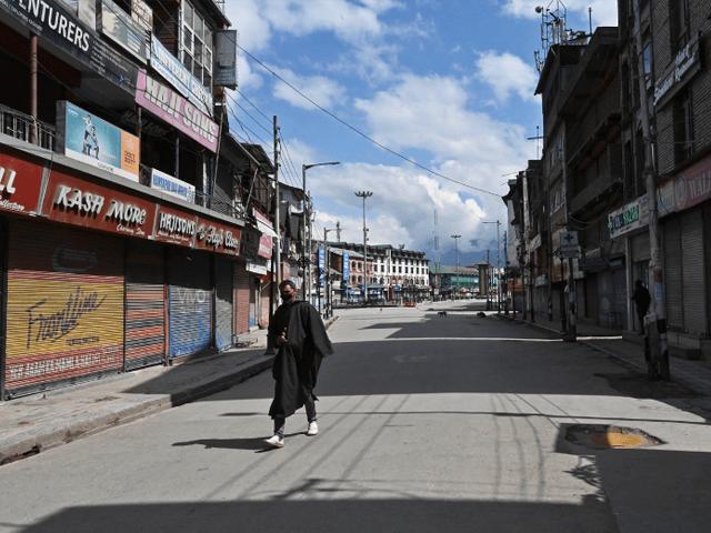 آزاد کشمیر حکومت کا ایک بار پھر 15 روز کیلیے لاک ڈاؤن لگانے کا فیصلہ