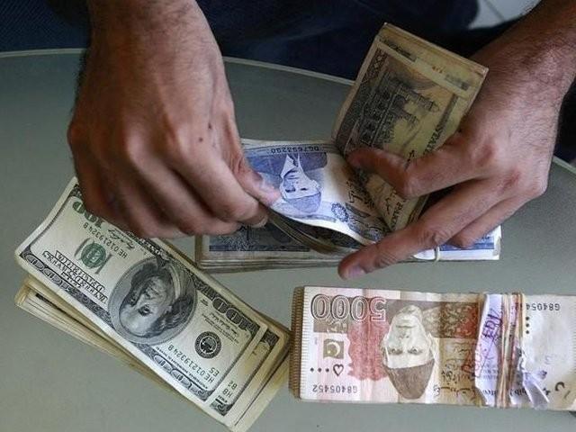 روپے کے مقابلے میں ڈالر کی قدر میں ایک بار پھر اضافہ