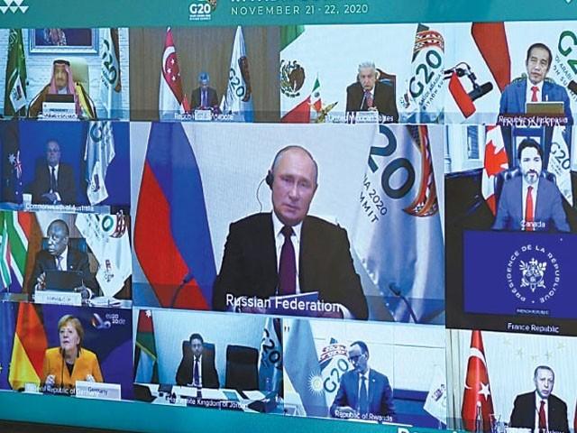 روسی صدر کی ضرورت مند ممالک کو'کورونا ویکسین' کی فراہمی کی پیشکش