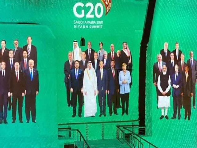 جی 20ممالک کا دنیا بھرمیں کورونا ویکسین کی شفاف تقسیم کیلیےاقدامات کا اعلان