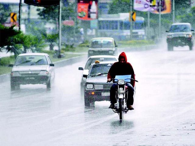 محکمہ موسمیات کی کراچی میں بارش کی پیش گوئی