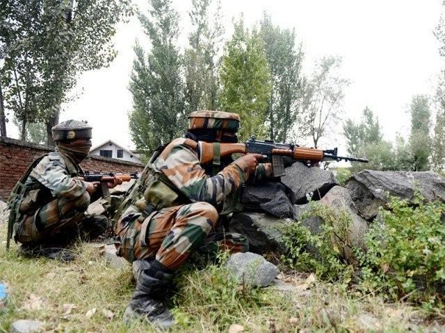 بھارتی فوج کی ایل او سی پر فائرنگ سے تین بیٹیوں کا باپ شہید
