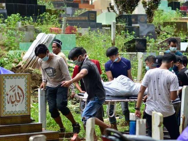 انڈونیشیا میں خوفناک زلزلے سے ہلاکتوں کی تعداد 56 ہوگئی، لاشیں ملنے کا سلسلہ جاری