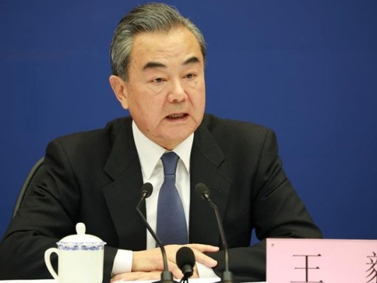 وان ای نے سنگاپور، ملائشیا، انڈونیشیا، فلپائن اور جنوبی کوریا کے وزرائے خارجہ  سے الگ الگ ملاقاتیں کیں، فوٹو: فائل