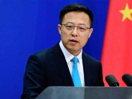 امریکی جنگی جہاز تائیوان کے قریب مشقوں میں مصروف تھا، ترجمان چینی وزارت خارجہ