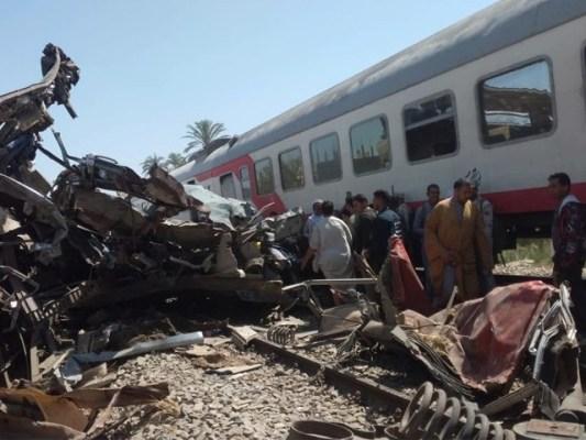 گزشتہ ماہ بھی ٹرین حادثے کے نتیجے میں 18 افراد ہلاک اور 200 کے قریب زخمی ہوگئے تھے۔ فوٹو : فائل