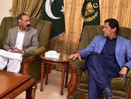 بلوچستان میں نیا گورنر تعینات کرنا چاہتے ہیں لہذا آپ مستعفی ہوجائیں، وزیراعظم کا خط