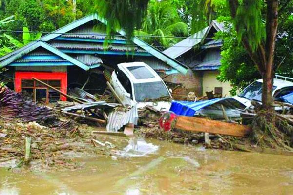 flood in indonesia 2