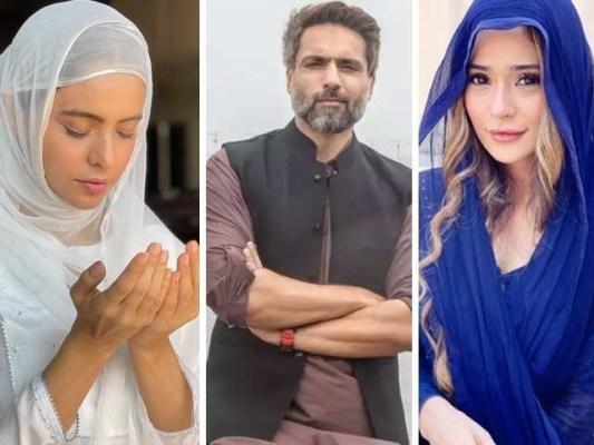 کووڈ بحران کے دوران اس رمضان المبارک میں ضرورت مندوں کی مدد کریں۔ بھارتی فنکار