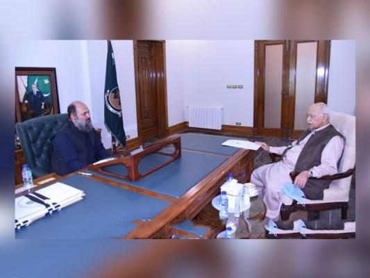 وزيراعلی نے نہ ہی وزارت كا قلمدان واپس لینے کے لیے رابطہ كيا اور نہ ہی كوئی نوٹيفكيشن جاری ہوا۔(فوٹو:فائل)