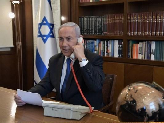 جینڈل مین نے اس ویڈیو میں دعوی کیا تھاکہ تشدد کی حالیہ لہر میں حماس کی جانب سے اسرائیل پر راکٹ حملے کیے جا رہے ہیں۔(فوٹو:اے ایف پی)