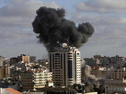 حماس کے اسرائیل پر راکٹ حملے میں 10یہودی بھی ہلاک ہوئے،، فوٹو: اے ایف پی