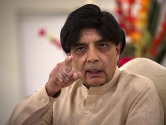 چوہدری نثار کو پنجاب اسمبلی میں حلف کے بعد ایوان میں خطاب کا موقع دیا جائے گا، پنجاب اسمبلی ذرائع۔ فوٹو:فائل