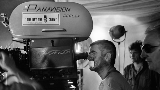 Will Jerry Lewis's infamous 'lost' film ever be seen?