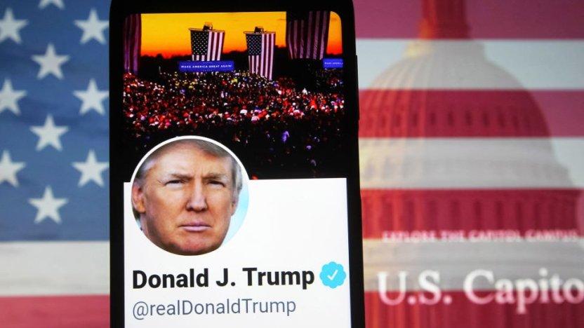 116404286 twitter - Cómo las redes sociales silenciaron a Trump (y el debate sobre la libertad de expresión que generó)