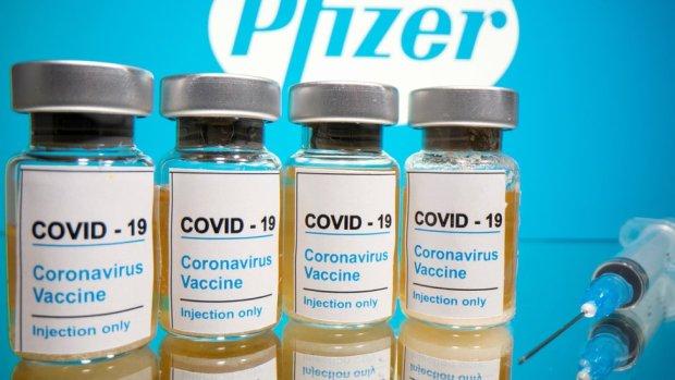 Covid-19 Pfizer vaccine