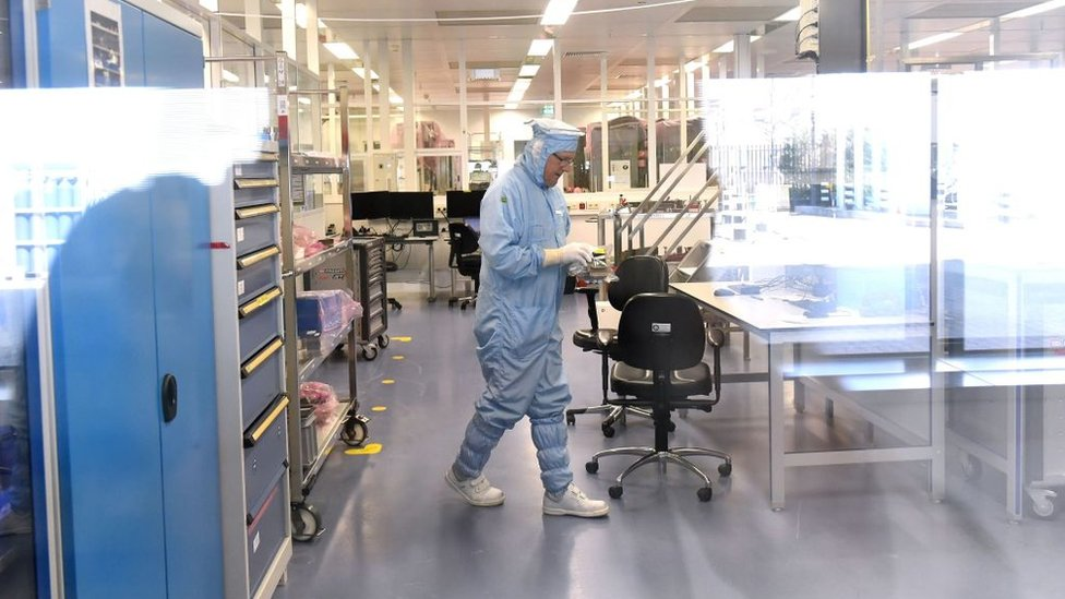 ASML lab