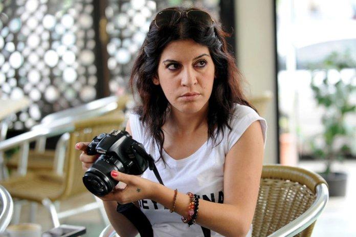 मानवाधिकार रक्षक, इंटरनेट-एक्टिविस्ट और ब्लॉगर लीना बेन मेंहनी