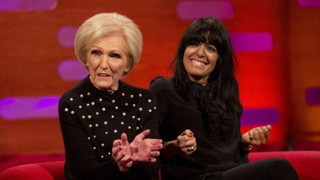 Mary Berry was once arrested at airport and put in a cell