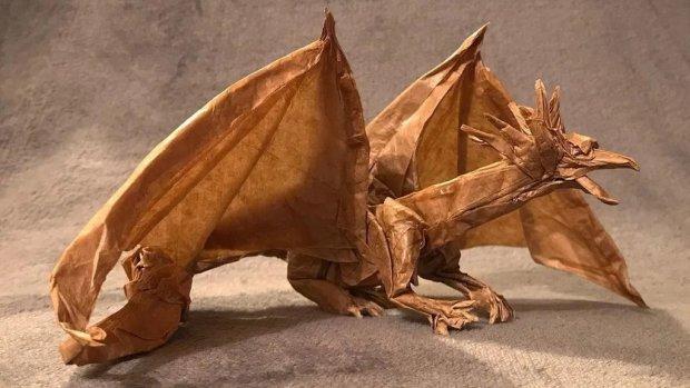 Ancient Dragon - (Satoshi Kamiya)