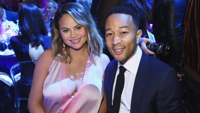 Billboard Awards 2018: Chrissy Teigen teases John Legend for attending