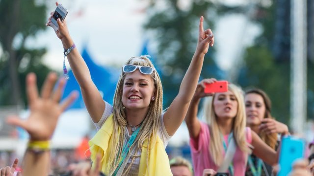V Festival: 'No police stationed' at 2017 event